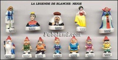 LA LÉGENDE DE BLANCHE-NEIGE   ALCARA 2002