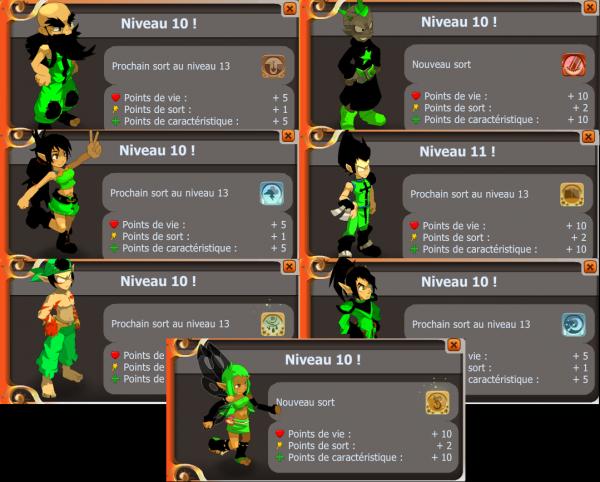niveau 10
