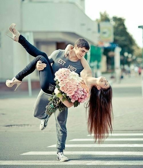 L'amour selon les filles.