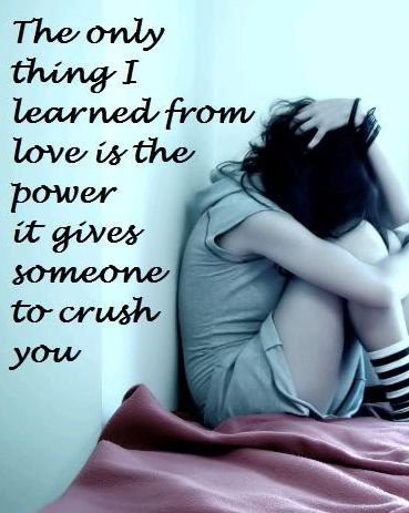 Most Painful Love....