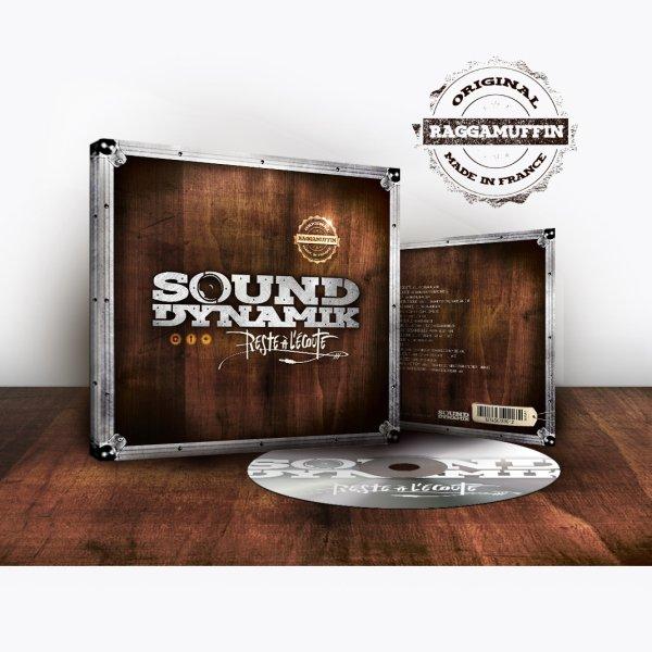 """Reste à l'écoute (Sound Dynamik Records (c)&(p) 2014 2014 / Promomix - Nouvel album 18 tracks """"Reste à l'écoute - Sorie officielle : Printemps 2014 (2014)"""