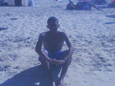 en plage