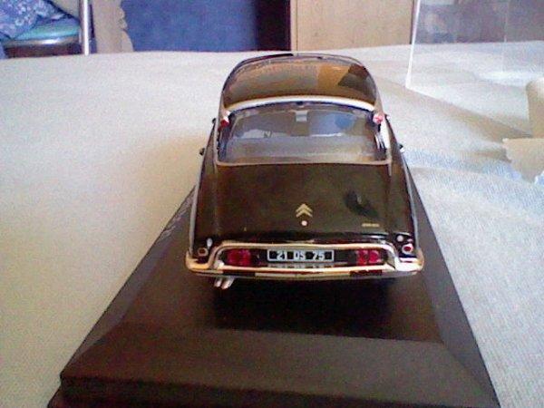 N° 5 : Citroën DS 21