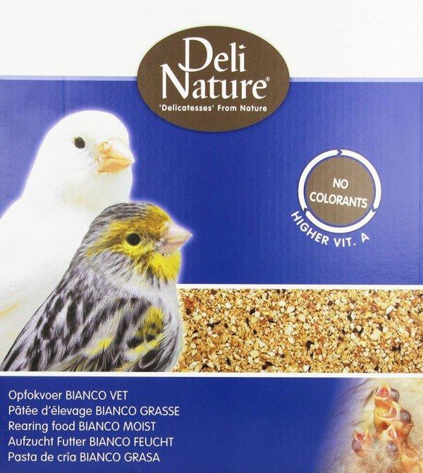 Patée aux oeufs bianco grasse 10kg - Deli-Nature