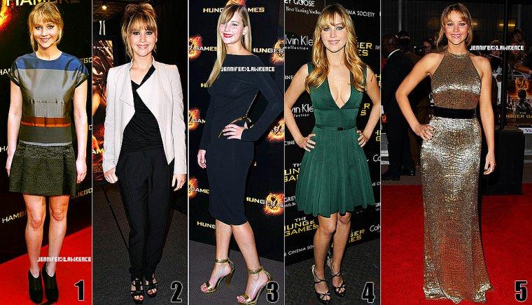 .EVENEMENTS. Petit sondage . Selon vous quel a été la meilleure tenue de Jennifer lors de différents evenements ? -.. 2011 / 2012.-. • pour moi c'est sans hésité la 4 ! Je suis ultra fan, la couleur et le leger moulant, juste magnifique!
