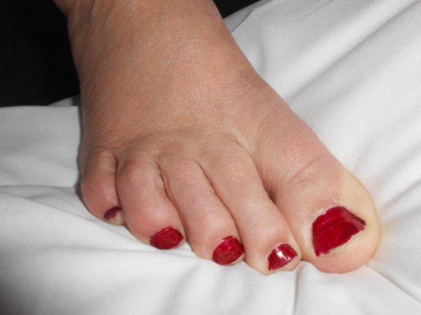 L'amour est dans mes pieds ...