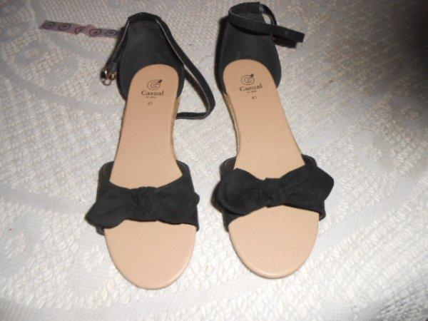 Mes nouvelles chaussures ...