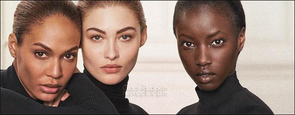 - • • New campagne de G. pour le Double Wear Foundation d'Estée Lauder !  -