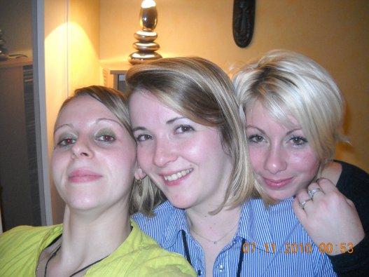 Les blondes !!!