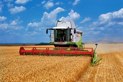 moisonneuse claas