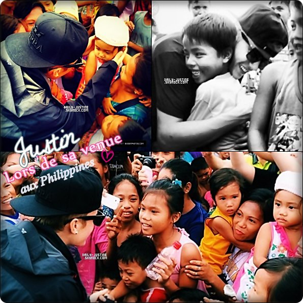 A l'occasion de leur venue aux Philippines,Justinet certains de ses proches ont postés denouvelles photossur leur compteINSTAGRAMrespectif.