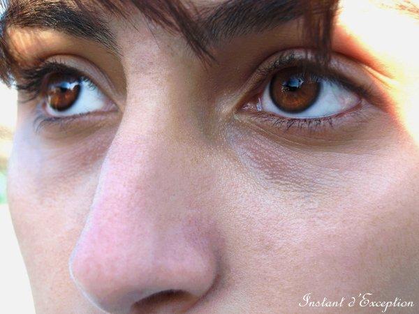 La vie dans nos yeux ...