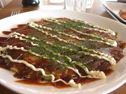 """Les Okonomiyaki ou """"crêpe"""" japonaise"""