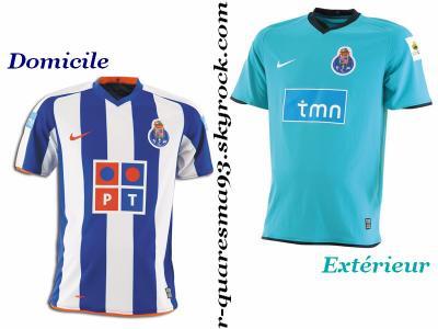 Maillot FC Porto Ricardo S.