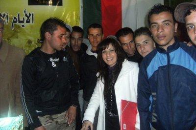Champion d'Algérie en bonne
