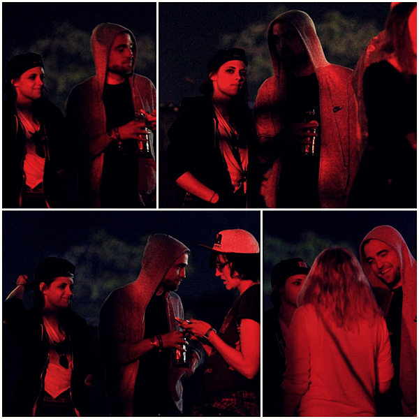 12/04/13 - Robsten au festival Coachella en Californie.