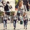 CANDID | 13/06/13 | Kristen se rendant/quittant (à) un bureau à Los Angeles.