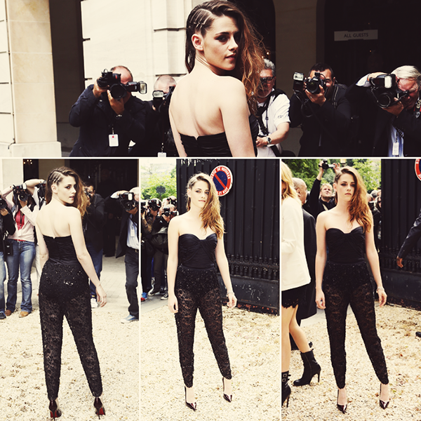 EVENT | 04.07.13 | Défilé Zuhair Murad à la Fashion Week de Paris.