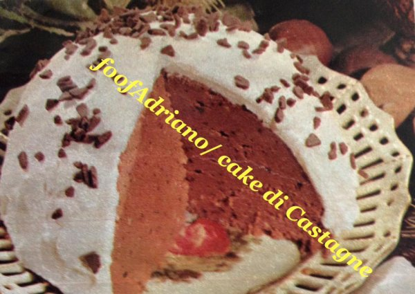 Spaghetti alla carbonara _ Torta di castagne a modo mio _Crespelle alla valdostana +Anguilla all'Adriano + Crespelle ricetta base + Matasquita (in spagnolo)
