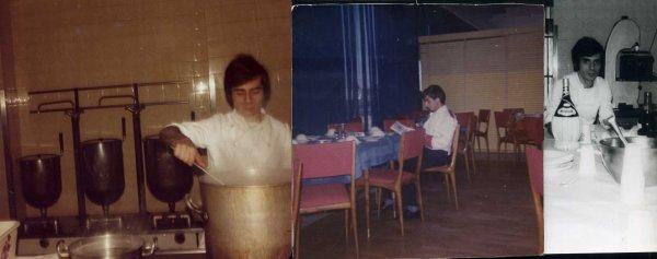 Sangria _Tarte D'anchois _Southen-style pork & slaw _Brunsli_ Azerbaijan pilaf _Melanzane ripiene _Caponata di melanzane _  VOL-AU-VENT  di  gamberetti + Spaghetti with Caviar