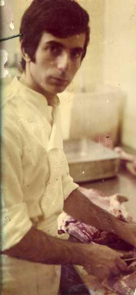 Napolitains  au  chocolat  _ Buccellati  _ Napolitains  Mustaccioli _   Il  cartoccio  _ Cassata  Siciliana _  Scorpion fish and mussels baked  ( scorfano e cozze al cartoccio ) _   Merluzzo con asparagi al cartoccio