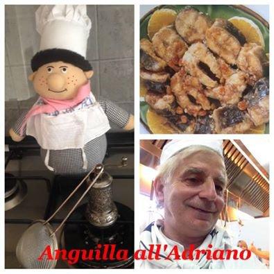 Parmentier de poisson aux carottes +Anatra alle mele + Galettes des rois au chocolat + Arroz con calamares  Stollen +Caldo de gallina a la Criolla