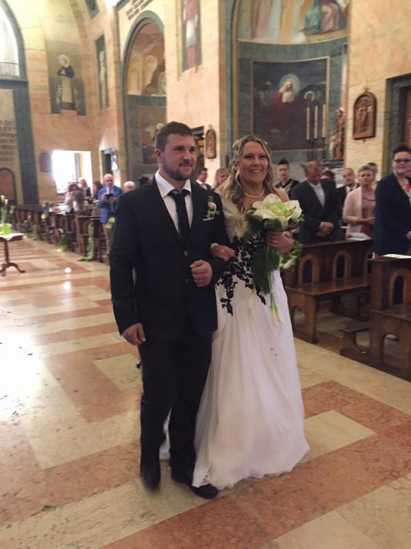 #MennilloMassimoAdriano# LorenaTaddei#just married#05/20/2017# recipesfamous#recettes#recetas#ricette#