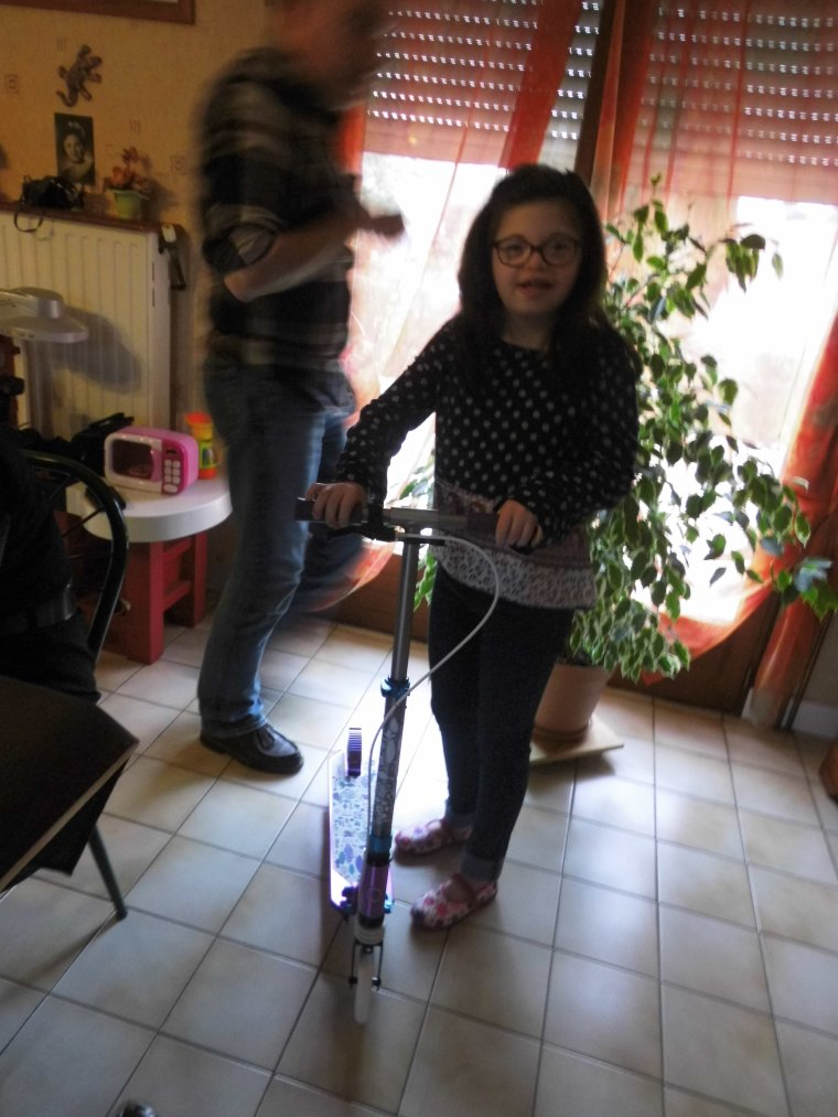 quelques photos de l anniversaire de ma petite fille jalna