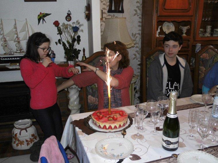 quelques photos de l anniversaire de ma fille olivia