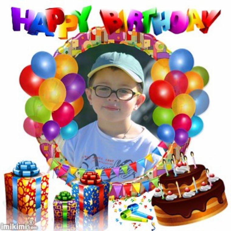 aujourd hui anniversaire de mon petit fils alex