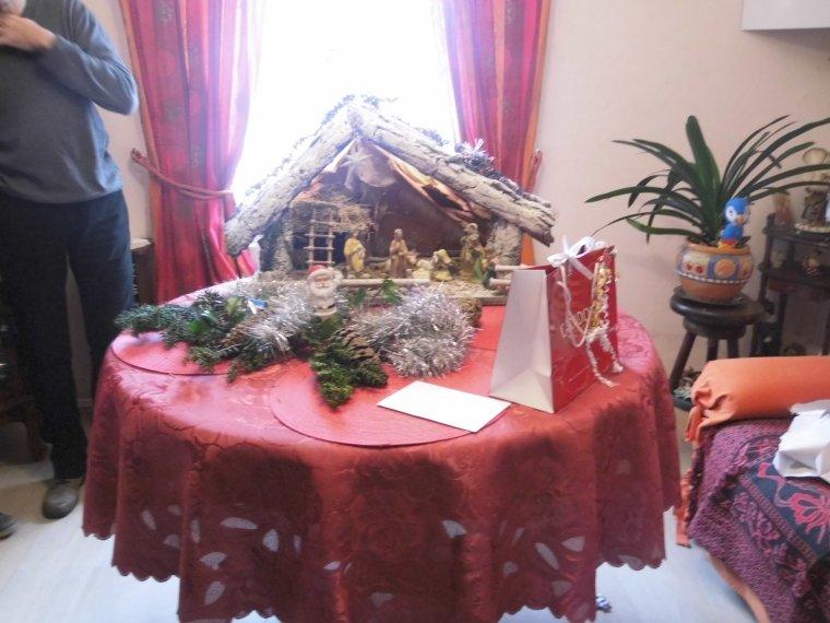 voila quelques photos du 25 decembre chez des amis