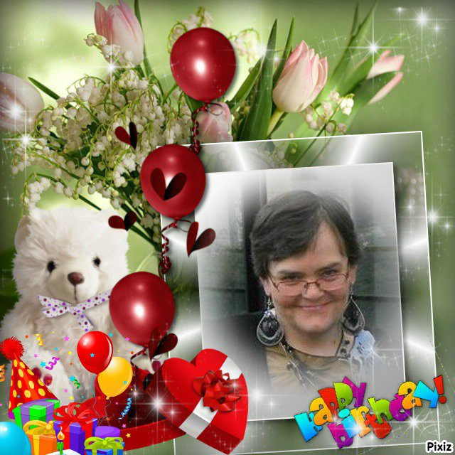 joyeux anniversaire a mon amie insomnie62