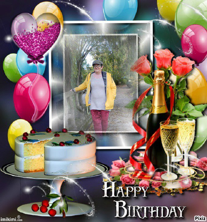 joyeux anniversaire a mon amie lesfotosdecaline