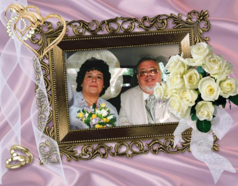 aujourd hui 31 juillet nous fetons 22ans de mariage