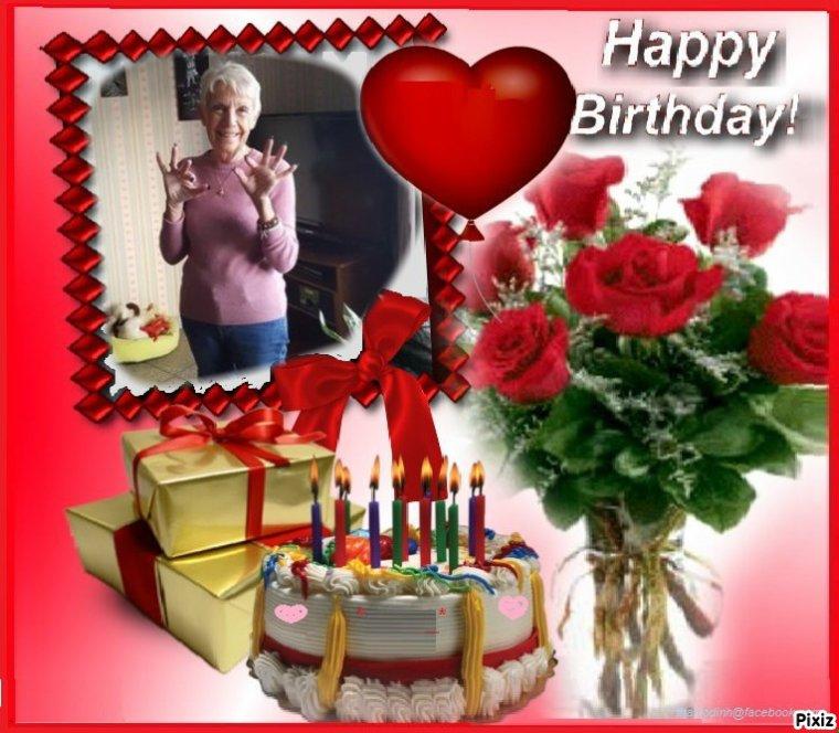 joyeux anniversaire a mon amie dannydanny 17