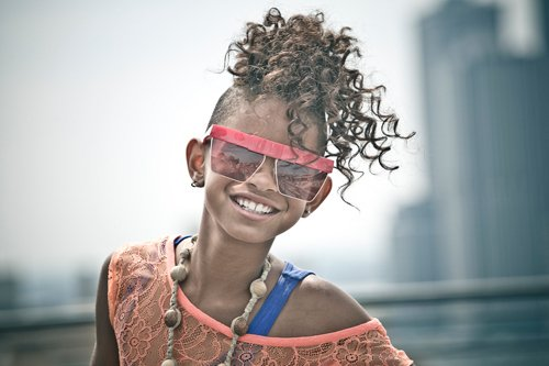 Willow Smith ce met a la musique.