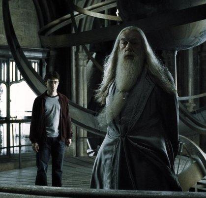 Professeur Albus Dumbledore