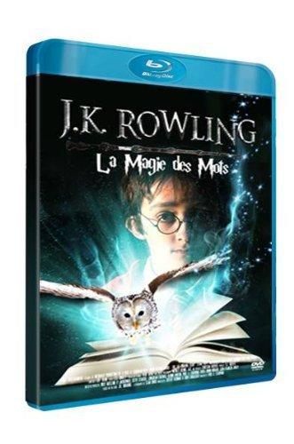 J.K Rowling la magie des mots sort en DVD et en Blu-ray !