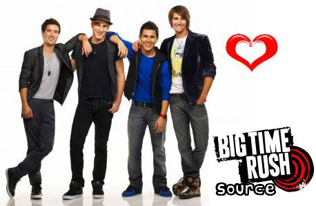 Ta nouvelle source sur Big Time Rush !