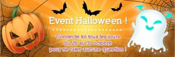 Event Halloween 2014