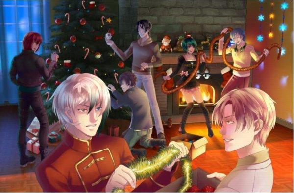 Illustration de Noël 2014 !