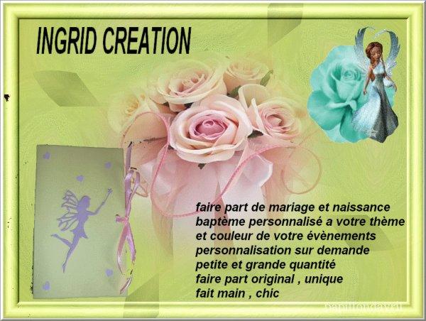 Faire part de mariage et naissance