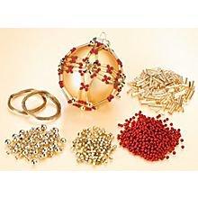 """décoration en perles pour boules de Noël"""","""