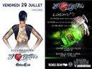 Vendredi 29 Juillet au Gibus Club (République) I Love Tatoos...