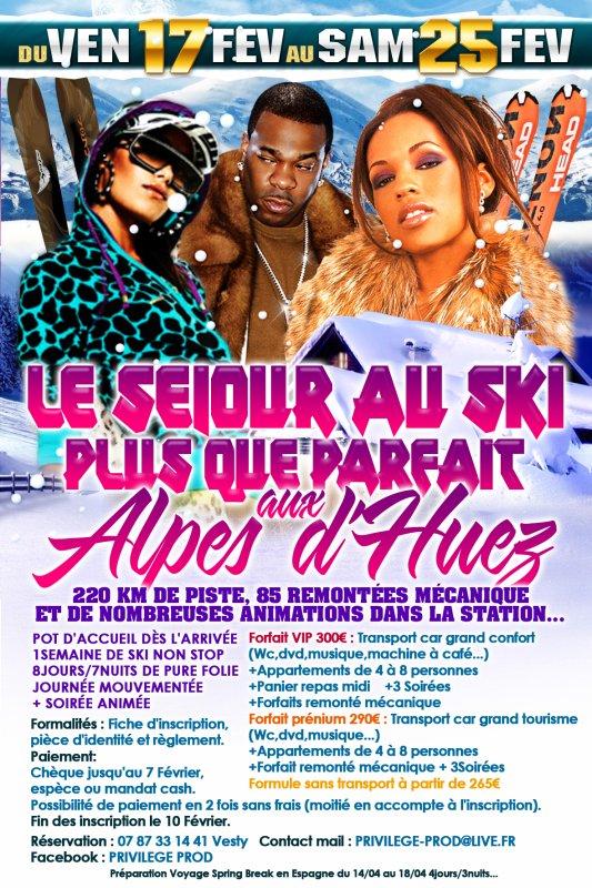 Séjour plus que parfait aux Alpes d'Huez...!!