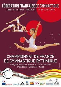 Championnat de France 2012.