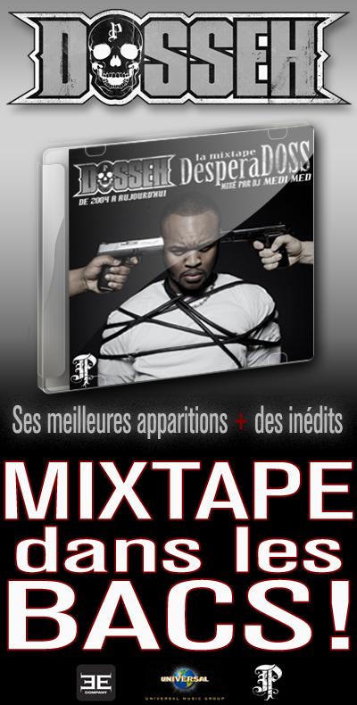 DESPERADOSS Mixtape (mixée par DJ Medi Med) dans les bacs!!!!!