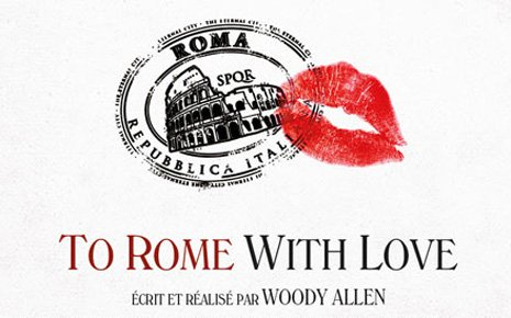___» To Rome with love