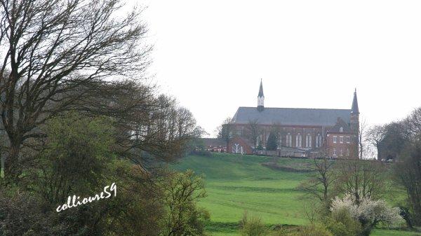 mont des cats les monts des flandres abbaye de moines cisterciens trappistes de