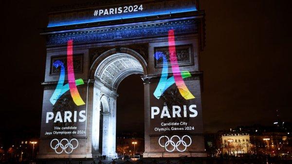 Paris a l'heure Olympique